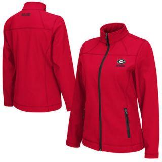 Georgia Bulldogs Womens Athena II Jacket – Red