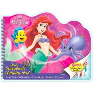Disney The Little Mermaid Ariel Storybook Activity Pad