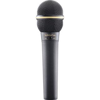 F.01U.167.775 Electro Voice Electro Voice N/D267as Versatile Dynamic Handheld Vocal Microphone with On/Off Switch, 45 15000Hz Frequency Response, 300Ohms Impedance