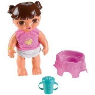 Fisher Price Ready for Potty Dora Doll