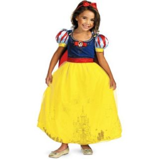 Snow White Child Prestige Halloween Costume
