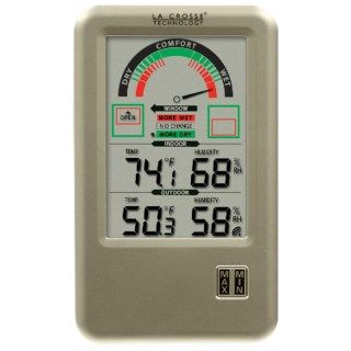La Crosse Technology Wireless Weather Station 9733F 62