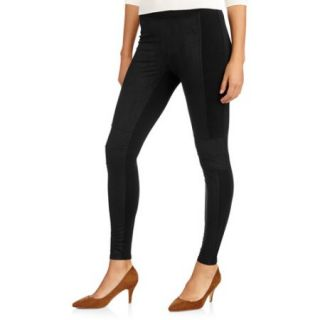 Miss Tina Women's Skinny Moto Pant