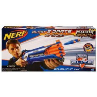 Nerf N Strike Elite Rough Cut 2x4 Blaster