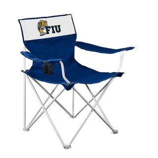 Logo Chairs NCAA Florida International University Panthers Steel Folding Camping Chair