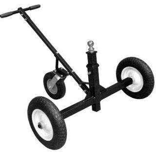 Adjustable Height Three wheeled Trailer Dolly