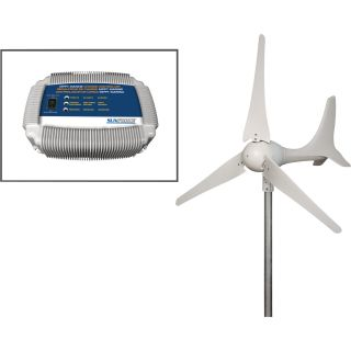 Sunforce Marine Wind Turbine — 600 Watts, Model# 45446