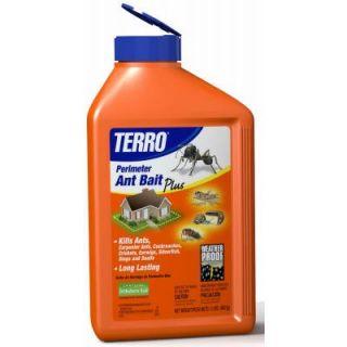 Terro Perimeter Ant Bait Plus, 2 Lbs.: Model# T2600
