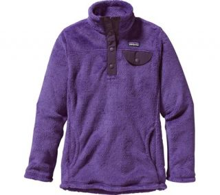 Girls Patagonia Re Tool Snap T   Violetti/Tempest Purple X Dye