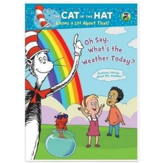 The Cat In The Hat Knows A Lot About That!: Oh Say, What's The Weather Today?