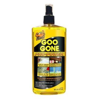 Goo Gone 16 oz. Pro Power Remover Pump Spray DISCONTINUED GGP16