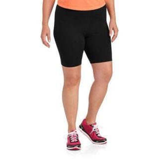 Danskin Now Women's Plus Size Cotton Bike Short
