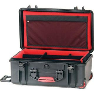 HPRC Amre 2550W Wheeled Hard Case with Divider Kit HPRC2550WDK