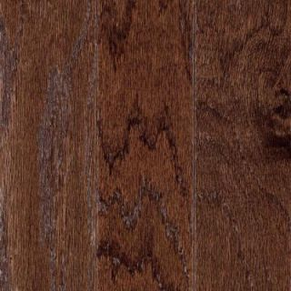 Take Home Sample Monument Chocolate Oak Engineered Hardwood Flooring   5 in. x 7 in. UN 856855