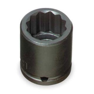 "Proto 1/2"" Drive, 1 5/8"", 13/16"",Impact Socket, Alloy Steel, J7426"