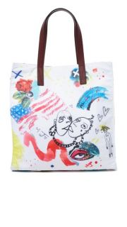Marc Jacobs B.Y.O.T. Collage Print Tote