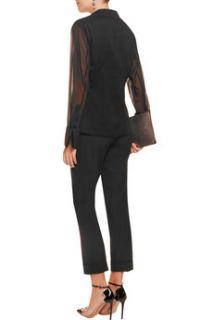 Chiffon blouse  Donna Karan New York