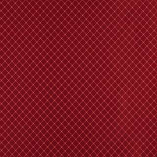 D328 Red and Green Diamond Woven Jacquard Upholstery Fabric   17395843
