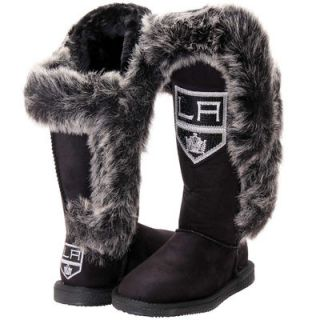 Los Angeles Kings Cuce Shoes Womens Victorious Boots   Black