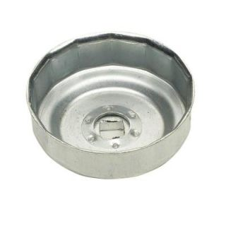 GearWrench 3/8 in. Drive End Cap Oil Filter Wrench 3253D