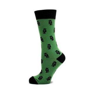 Cufflinks Inc Yoda Socks Green   17652676   Shopping