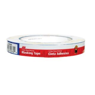 Ace® Clean Release Masking Tape 1.88in X 60.1yd   Masking Tape