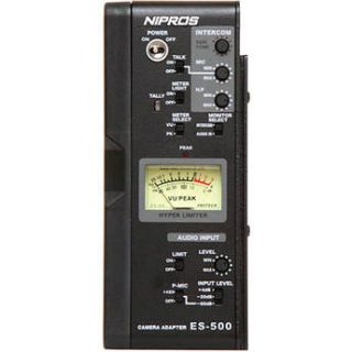 Nipros ES 500P PAC Multi Core Shoulder Camera ES 500P PAC