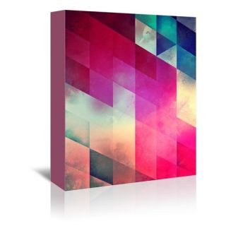 Spires Byy Byy July Graphic Art on Gallery Wrapped Canvas