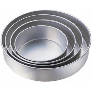 Wilton Performance Pans 4 Tier Deep Cake Pan Set, Round 2105 2932