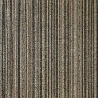 EuroTile Crown Heights Sand Loop 19.7 in. x 19.7 in. Carpet Tile (20 Piece/Case) 704201