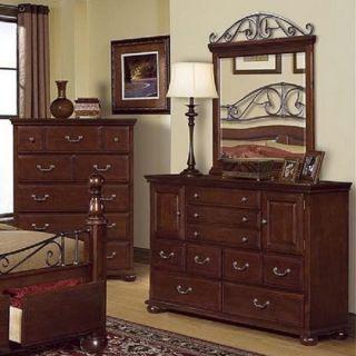 Alpine Dresser and Mirror Set   17505069   Shopping