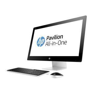 HP Pavilion 27 n220   All in one   1 x Core i3 6100T / 3.2 GHz   RAM 8 GB   HDD 1 TB   DVD SuperMulti   HD Graphics 530   GigE   WLAN: Bluetooth 4.0, 802.11a/b/g/n/ac   Windows 10 Home   monitor: LED