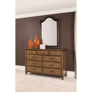 American Drew 114 130 Americana Home 9 Drawers Dresser in Warm Khaki Oak