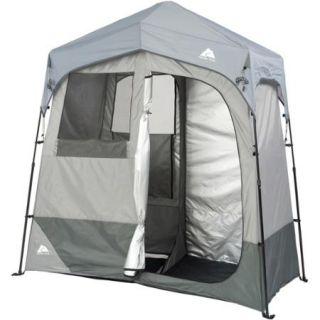 Ozark Trail 2 Room Instant Shower/Utility Shelter