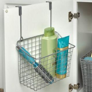 Mainstays Over the Cabinet Door Grid Basket