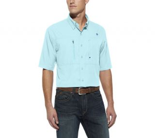 Mens Ariat Venttek Short Sleeve Shirt