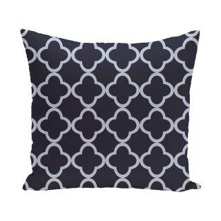 Marrakech Express Geometric Print Outdoor Pillow by e by design