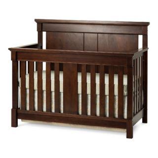 Child Craft Bradford Lifetime 4 in 1 Convertible Crib