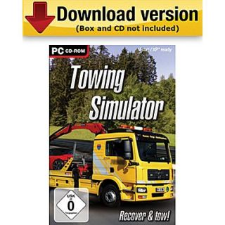 Towing Simulator for Windows (1 User) [Download]