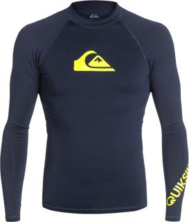 Quiksilver All Time Long Sleeve Shirt   Mens