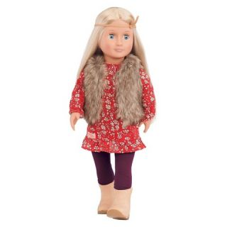Our Generation Regular Non Poseable Doll   Claire