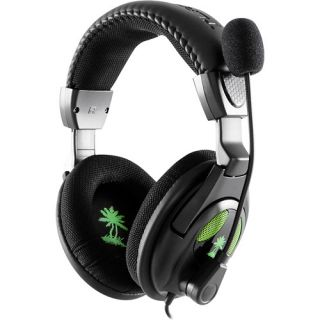 Turtle Beach Ear Force X12 Gaming Headset for Xbox 360 Black TBS 2255 01