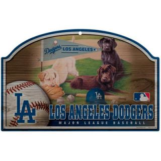 Los Angeles Dodgers WinCraft 11 x 17 Wall Sign