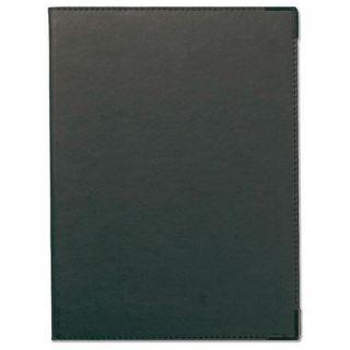 Prat Classic Book, 142, 20 9.5x12.5in Protectors, Black 142 12.5X9.5