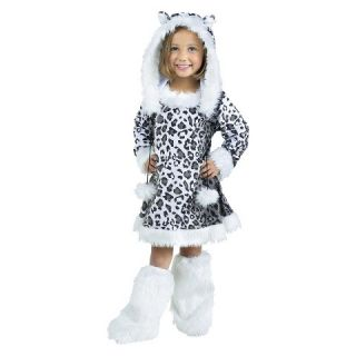 Toddler / Child Snow Leopard Costume