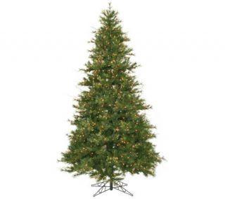 9 Prelit Slim Mixed Country Pine Tree by Vickeman —