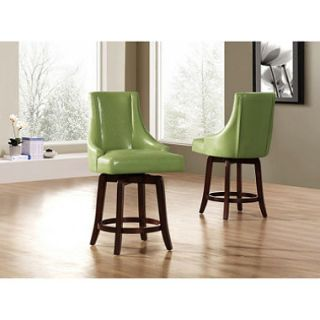 Damen 24 Swivel Stool (2 pk) (Choose a Color)