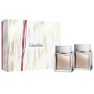 Calvin Klein Euphoria Mens 2 piece Gift Set   18591084