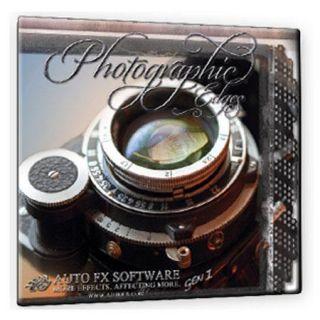 Auto FX Software: Photo/Graphic Edges Gen1 Upgrade for Windows 64 Bit, Platinum PGEPUW64