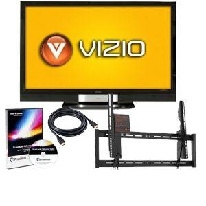Vizio XVT472SV 47in/Motorized Mount/Tool Kit/HDMI